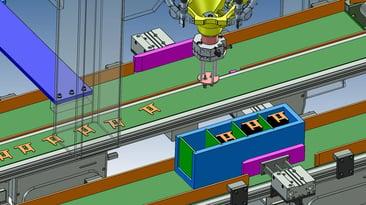 プレス板金の高速積み込み装置_2